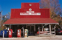 General store. Cataract. Indiana. USA