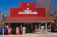 General store. Cataract. Indiana. USA
