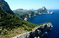 Cap de Formentor. Majorca, Balearic Islands. Spain