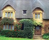 Cotswolds´ cottage. Gloucestershire. England