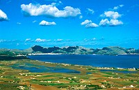S´Albufereta Natural Reserve. Pollensa, Majorca. Balearic Islands. Spain