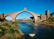 Pont del Diable (Devil´s Bridge). Martorell, Barcelona province, Catalonia, Spain