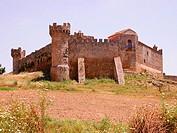 Marchenilla Castle. Sevilla province. Spain