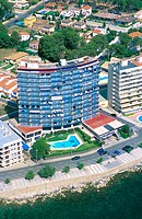 La Marinada apartments complex. L´Escala. Girona province. Spain