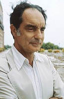 Italo Calvino (1923-1985), Italian writer, 1980