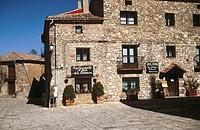 House ´La Ceramica´ in Medinaceli. Soria province. Castilla Leon, Spain
