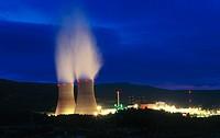 Nuclear power station, Cofrentes. Valencia province, Spain
