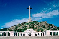Valle de los Caídos. Madrid. Spain