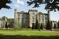 Tulliallan castle. Scottish police college training centre