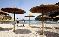 La Granadella cove. Jávea. Alicante Province. Spain
