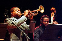 Wynton Marsalis, jazz American trumpetist