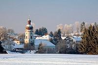 Thanning, Upper Bavaria, Germany