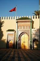 Royal Palace. Fes el Jedid, Fes. Morocco