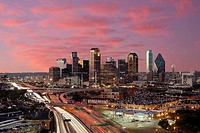 Dallas at Dawn