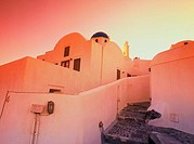 Sunrise, Oia, Santorini, Cyclades, Greece