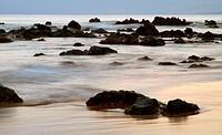 Rocky coast, Maui. Hawaii, USA