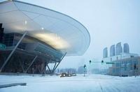 Massachusetts Convention Center. Boston. Massachusetts, USA.