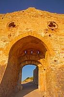 Spain Valencia Region (La Comunidad Valenciana) Valencia Province Costa del Azahar Sagunto (Sagunt) Castle