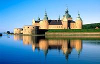 Castle. Kalmar. Sweden.