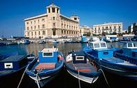 Syracusa. Sicily. Italy