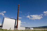 Biomass Combustion Plant, Sangüesa, Navarre, Spain