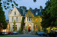 Hotel Cahernane House, in Killarney. Co. Kerry. Ireland.