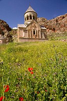 Abandoned church in Armenia