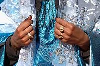 Tuaregs woman