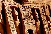 Abu Simbel. Egypt.
