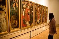 Museo de Arte Antigua in Lisbon. Portugal.