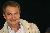 José Luis Rodríguez Zapatero, Spanish prime minister