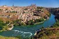 Toledo. Castilla-La Mancha, Spain