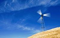 Windmill. California, USA