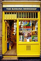 Bookshop. London. England