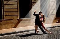 Tango. Buenos Aires, Argentina