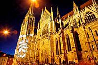 Regensburg, Upper Palatinate, Bavaria, Germany
