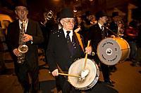 Carnaval. ´Cofradia del Entierro de la sardina´. Madrid. Spain.