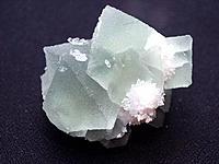 Fluorite Homestake Mine. Arizona. USA.