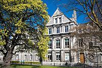 Trinity College. Dublin (Baile Átha Cliath). Ireland