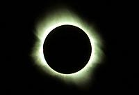 Solar eclipse, July 11th 1991