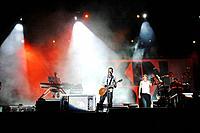 Venice 20/06/08. Parco S. Giuliano. Heineken Jammin´ Festival: the rock band Linkin Park