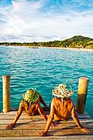 Roatan´s West Bay, Honduras