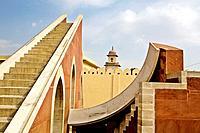 Laghu Samrat Yantra, Jantar Mantar, Jaipur, Rajasthan, India