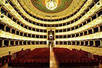 Italy, Parma, Teatro Regio