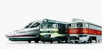 Talgo locomotive models