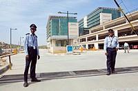 India. Hyderabad. Hi_Tech City. Microsoft campus