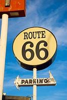 USA  New Mexico  Route 66  Santa Rosa  The Route 66 Restaurant
