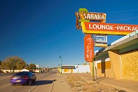 USA  New Mexico  Route 66  Santa Rosa