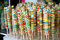 Multicolor Lollypop