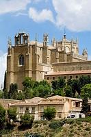 San Juan de los Reyes Monastery  (Juan Guas, 15th century), Toledo. Castilla-La Mancha, Spain